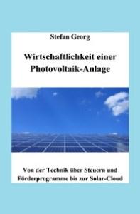 Cover zu Wirtschaftlichkeit einer Photovoltaikanlage