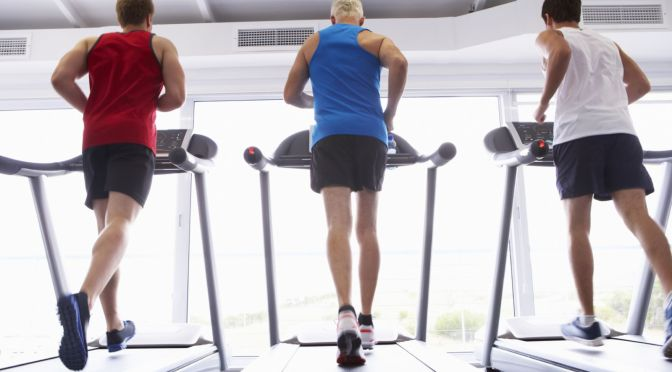 High-intensity or Moderate-intensity: It doesn't matter for fat loss