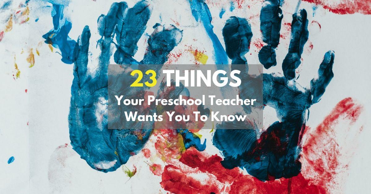 preschool teacher wants you to know-2