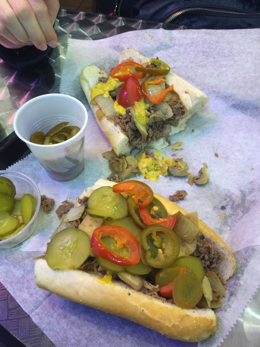 Cheesesteaks and 76ers: Four Days in Philadelphia