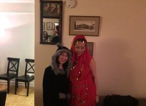 Maiko and Anna