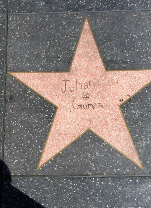 Make your own star on the Hollywood Walk of Satanic Fame