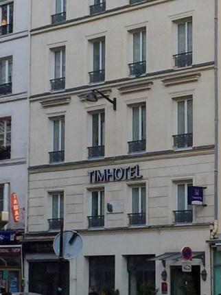 My hotel in Belgium
