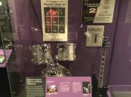 A kit used by Will Calhoun of Living Colour