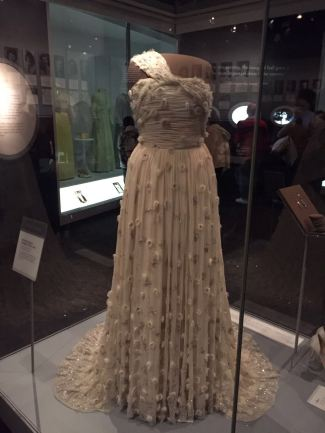 Anna loved Michelle Obama's inauguration dress