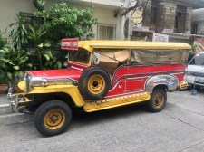 Someone's jeepney/house