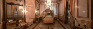 18th century Valencian bedroom