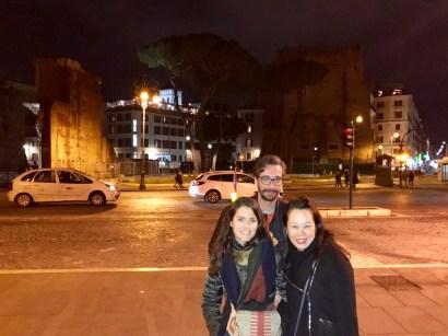 Rosa, Roberto and Anna