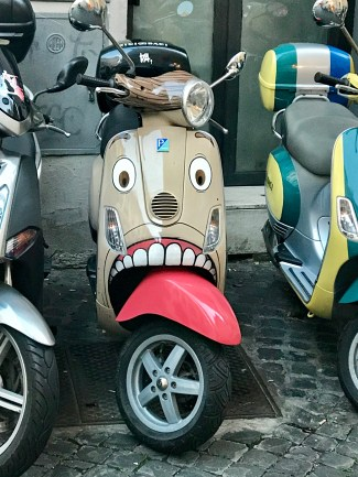 If I had a vespa, it would be this one