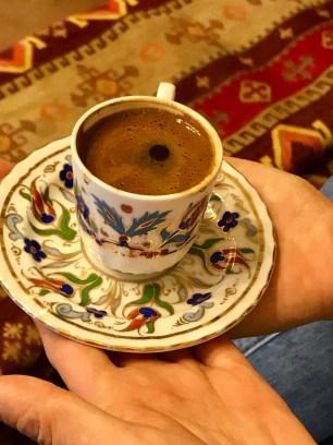A caffeine boost