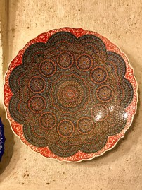 A plate similar to the one Anna ordered for herself