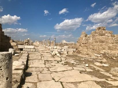 Walking into Laodicea