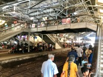 Inside the station
