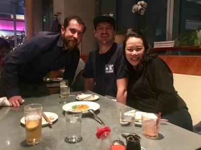 Pat, myself, and Anna at Supernormal