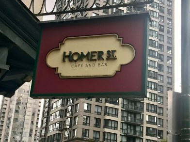 "The cafe that Anna had previously thought was a Mexican restaurant called ""Hombre's"""