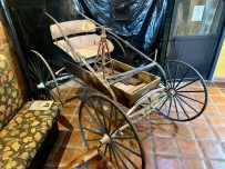 An old cart