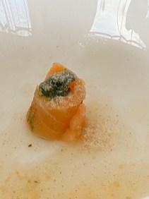 Kermit's sashimi
