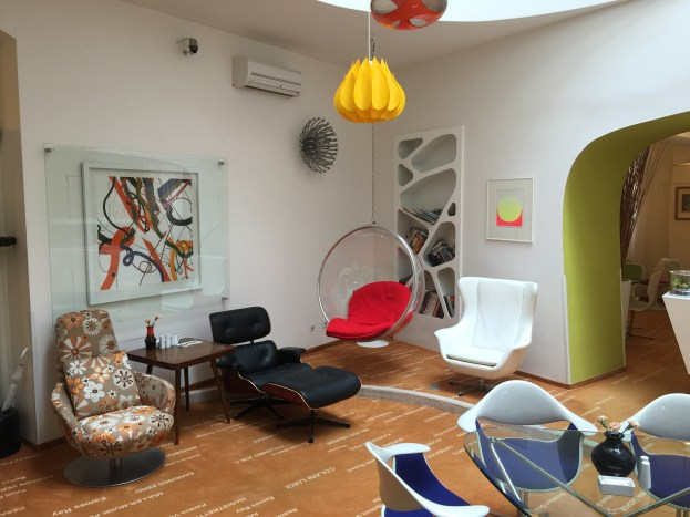 A living area