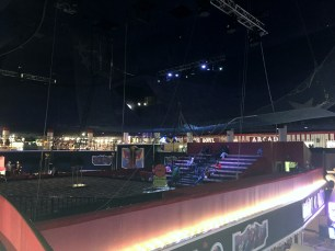 The circus-rink