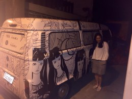 This van was pretty cool....