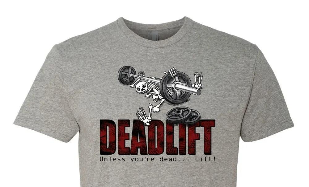 Deadlift - Gym Design