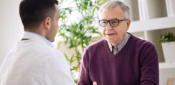 Καρκίνος του προστάτη, διάγνωση με το διορθικό έγχρωμο Doppler