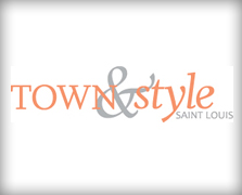 Magazine Column from Town & Style