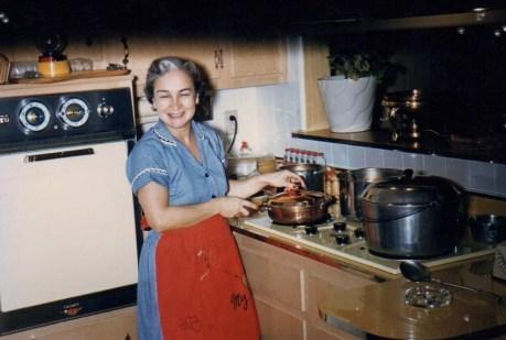My Grandma Cortopassi