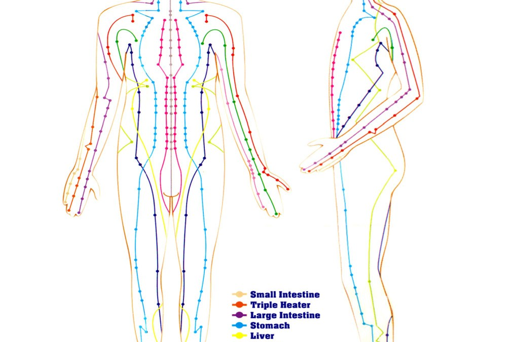 Meridians of the Body – An Introduction