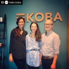 After all the love, care and energy we've put in to creating a world-class healing center we're so excited and thrilled to see our baby KOBA continue to thrive and grow. And we're blessed to have such an amazing new Care Coordinator grow with us! Welcome to the KOBA family Lauren!!  Check out her feed here @nourishedsoulnutrition