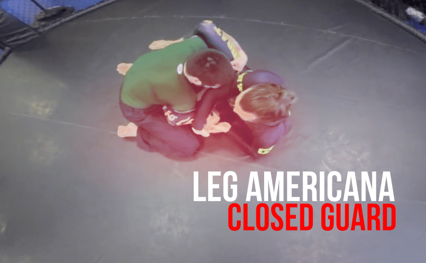 Leg Americana | Closed Guard