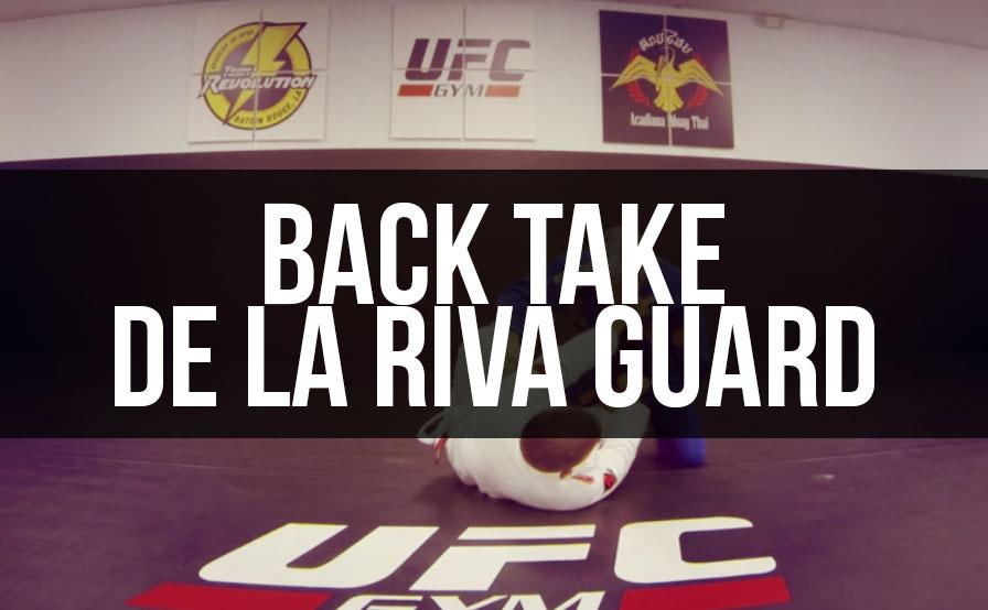 Back Take & Loop Choke off torenado defense