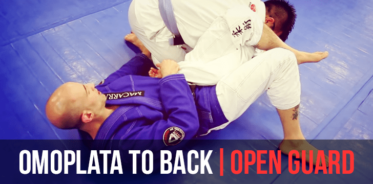 Soulcraft Jiu Jitsu's Technique Tuesday: Omoplata Back Take
