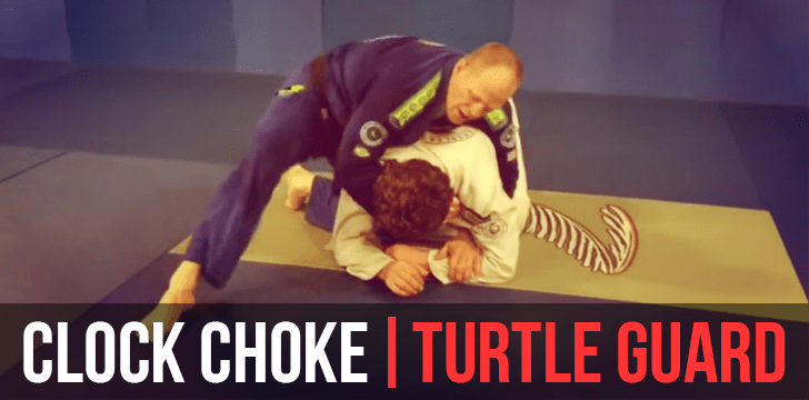 CLOCK CHOKE | TURTLE GUARD (BACK)