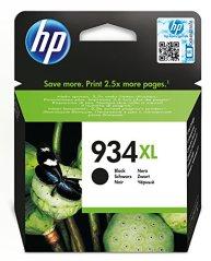 HP 934XL Original Tintenpatrone mit hoher Reichweite schwarz