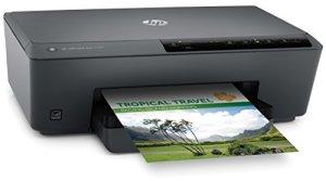 HP Officejet Pro 6230 eTintenstrahldrucker (A4, Drucker, USB 2.0, Ethernet, WiFi, 600 x 1200) schwarz