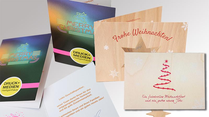 Weihnachtsdrucke Von Druck+Medien Heiligenhaus