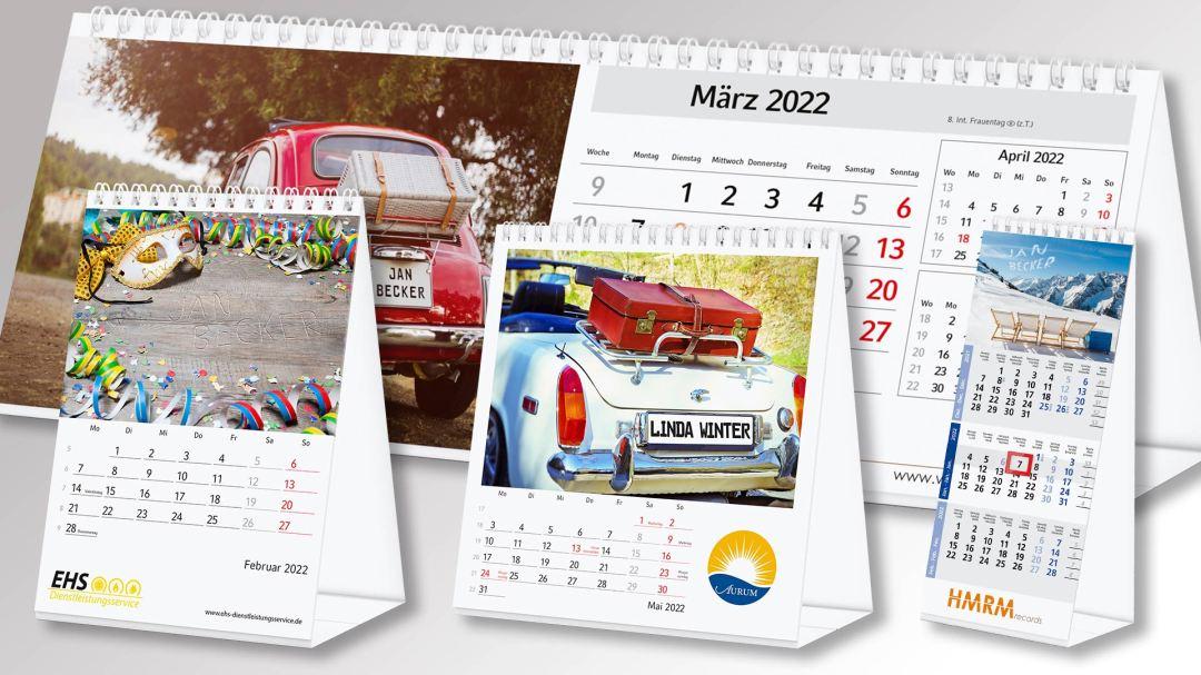 Bildkalender MagicPix von Druck+Medien Heiligenhaus