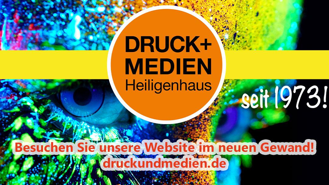 Die Druck+Medien Heiligenhaus Website Im Neuen Gewand