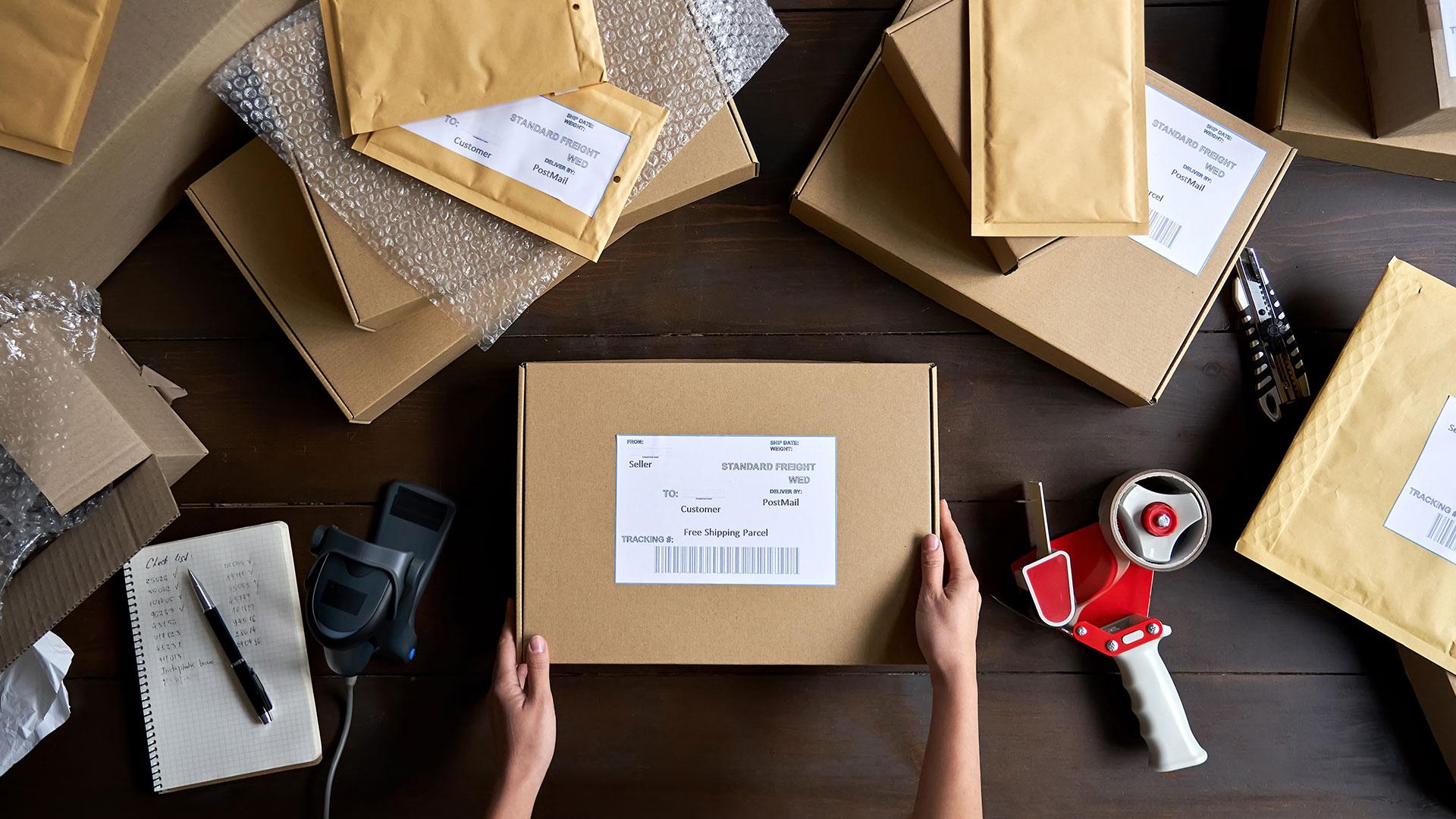 Mailing und Fulfillment Services durch die Druckerei Druck+Medien Heiligenhaus GmbH