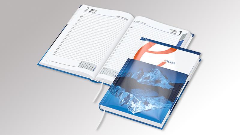 ManagerRegister Buchkalender von Druck+Medien Heiligenhaus