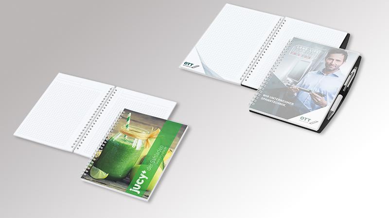 Notizbuch MeetingPenBook von Druck+Medien Heiligenhaus
