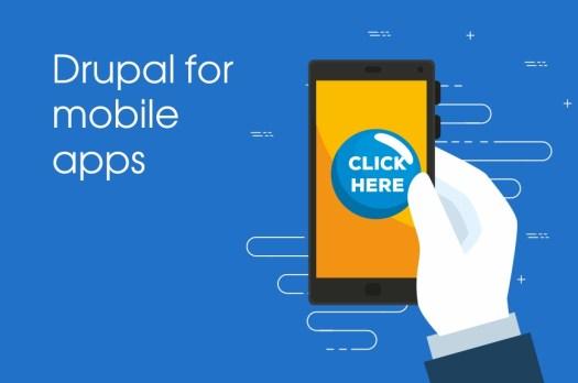 Mobile app with Drupal
