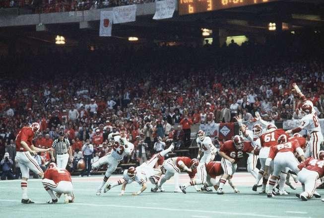 McElroy 1980 Sugar Bowl