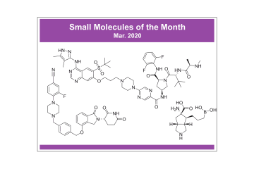 Small Molecules of the Month March