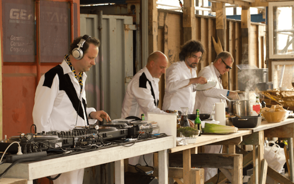 Showcase Beat Le Mot – Cooking in Crisis
