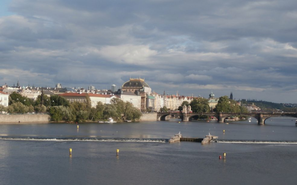 River Cities: Meeting in Prague, Czech Republic