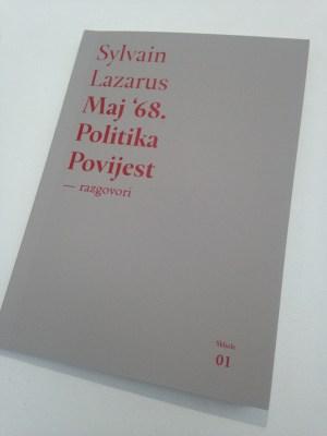 Sylvain Lazarus: Maj '68