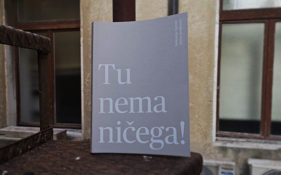 Dubravka Ugrešić i Davor Konjikušić