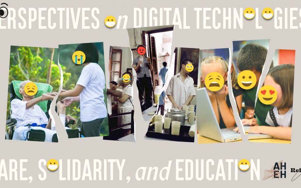 Perspektive digitalnih tehnologija: skrb, solidarnost i obrazovanje